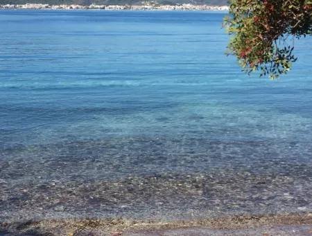 Marmaris Denize Sıfır Satılık Yat Çekek Yeri,Marina,Butik Otel Arsası 4000M2